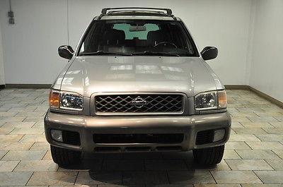 Nissan : Pathfinder LE 2001 nissan le