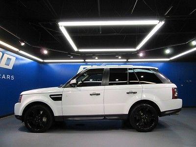 Land Rover : Range Rover Sport SC Land Rover Range Rover Sport SUPERCHARGED AWD Nav Rear Cam