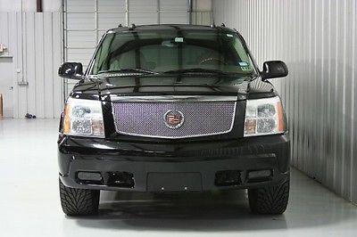 Cadillac : Escalade Base Sport Utility 4-Door 1 owner clean nice wheels