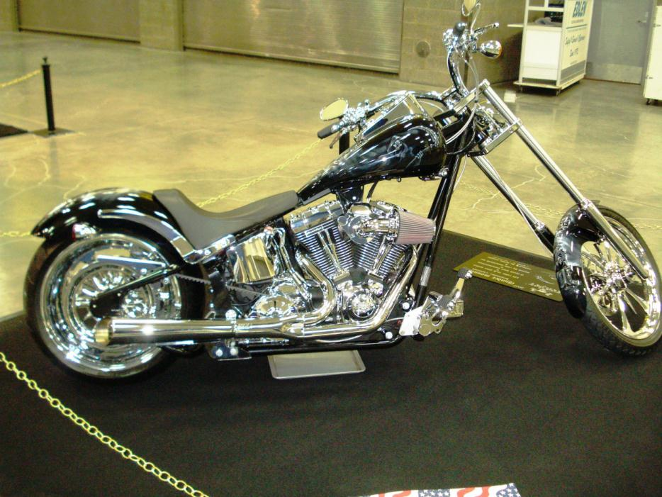 2009 Thunder Mountain Custom Keystone