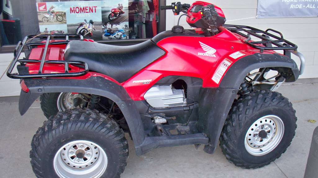 2006 Honda Rancher 2wd Motorcycles for sale
