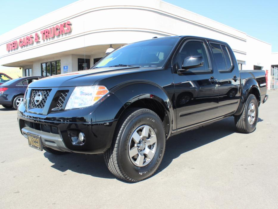 2011 Nissan Frontier Pro4x 4wd
