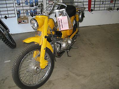 Honda : CT 1966 honda ct 90 trail 90 ct 90 vintage classic motorcycle
