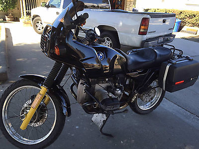 BMW : R-Series 1992 r 100 gs bmw motorcycle 65 k miles great condition