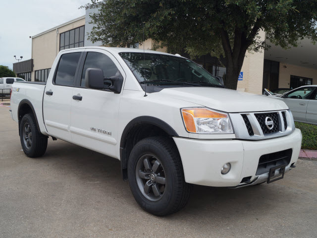 2013 Nissan Titan White Cars For Sale