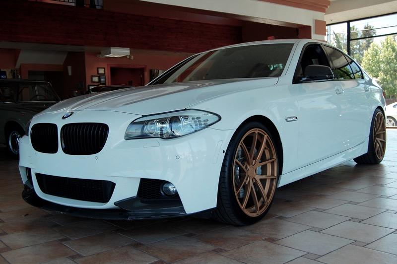 2013 BMW 550 i xDrive Vallejo, CA