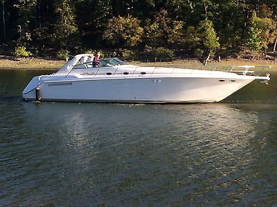 1996 Sea Ray 500 Sundancer 50 ft Diesel Nice and ready to move on