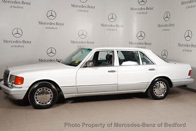 Mercedes-Benz : 500-Series 560 Series 4dr Sedan 560SEL 1991 mercedes benz 560 series 560 series 4 dr sedan 560 sel