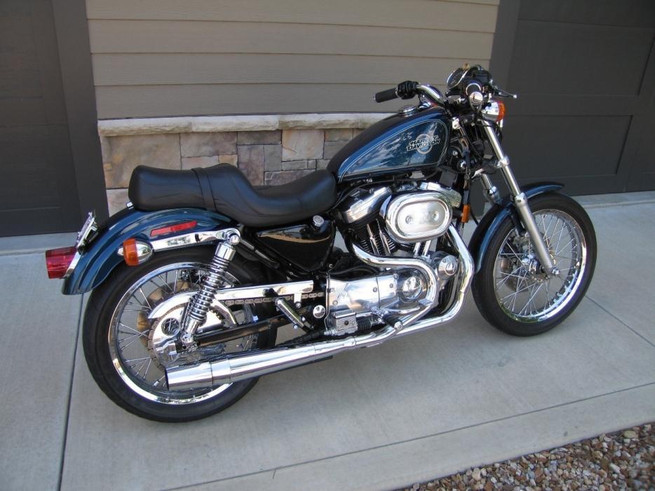 1998 Harley-Davidson Sportster 1200 XLH