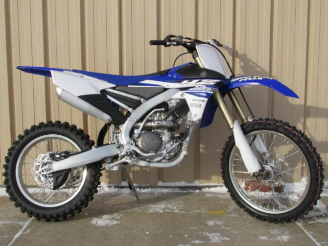 Competition motorcycles for sale in atlantic iowa for Yamaha yz250fx for sale