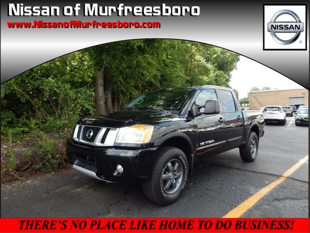 2014 Nissan Titan PRO-4X Murfreesboro, TN