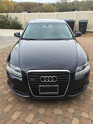 Audi : A6 Luxury Sedan 4-Door 2011 audi a 6 3.0 t quattro