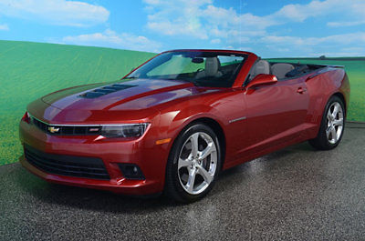 Chevrolet : Camaro SS - Navigation - Heated Leather - RS Package - Lo SS - Navigation - Heated Leather - RS Package - Loaded Navigation. RS Package. H
