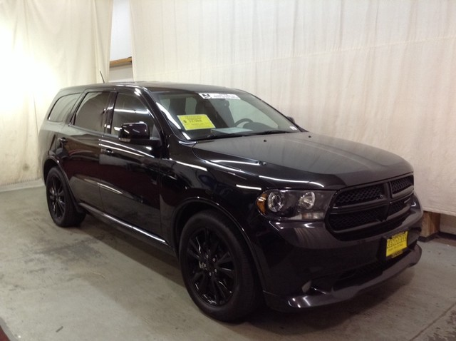 2013 Dodge Durango R/T Wasilla, AK