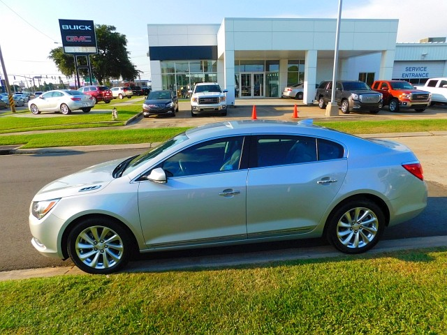 2015 Buick LaCrosse Leather Metairie, LA