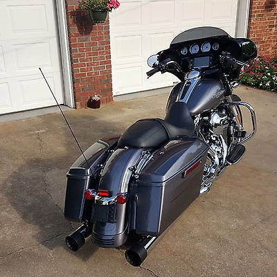 Harley-Davidson : Touring 2015 harley davidson street glide special only 249 miles free shipping
