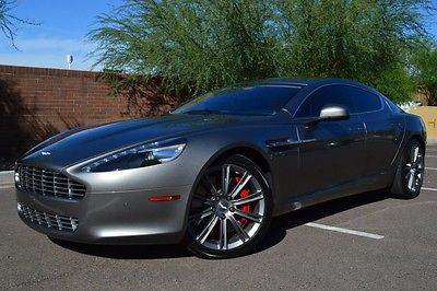 Aston Martin : Other 2010 aston martin rapide sedan loaded with options rear entertainment system