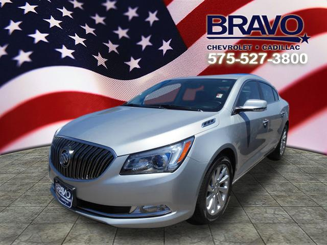 2015 Buick LaCrosse Leather Las Cruces, NM
