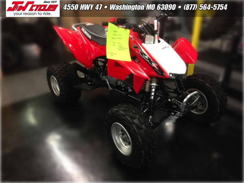 Honda trx 450r motorcycles for sale in missouri for Honda dealer columbia mo