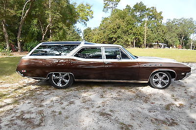 Buick : Other Sport 1968 buick sport wagon