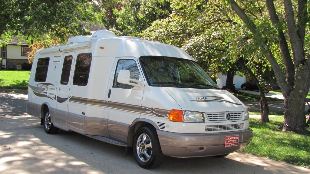 Winnebago Rialta Vista 21 Rvs For Sale