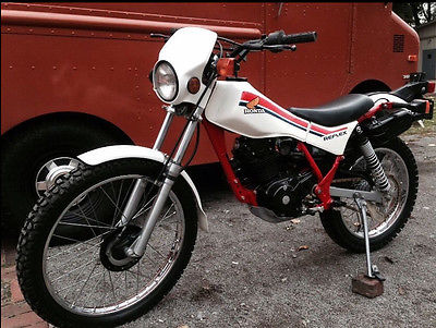 Honda : Other Honda TLR200 Reflex Vintage Trials 1986 1987