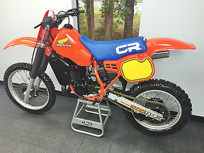 Honda Cr 500 Motorcycles for sale