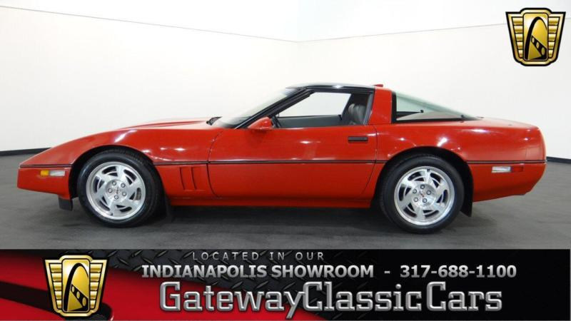 1990 Chevrolet Corvette ZR