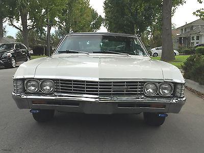 Chevrolet : Impala SS 1967 chevy impala ss fastback, 2