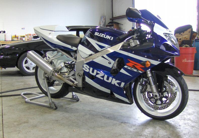 2014 Suzuki Rm-Z