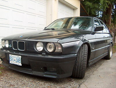 BMW : 5-Series HARTGE H5SP *Rare Find* E34 Low Miles BMW HARTGE H5SP *Rare Find* E34 Low Mileage