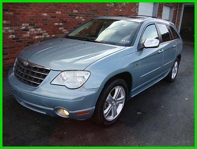Chrysler : Pacifica Touring 2008 touring used 4 l v 6 24 v automatic awd suv premium