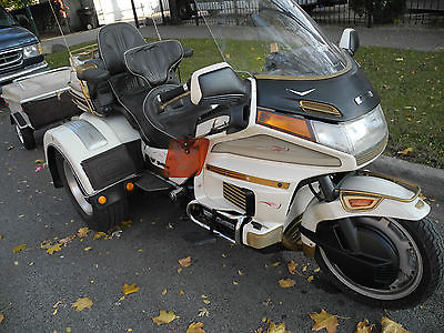 Honda : Gold Wing 1990 honda goldwing gl 1500 se model