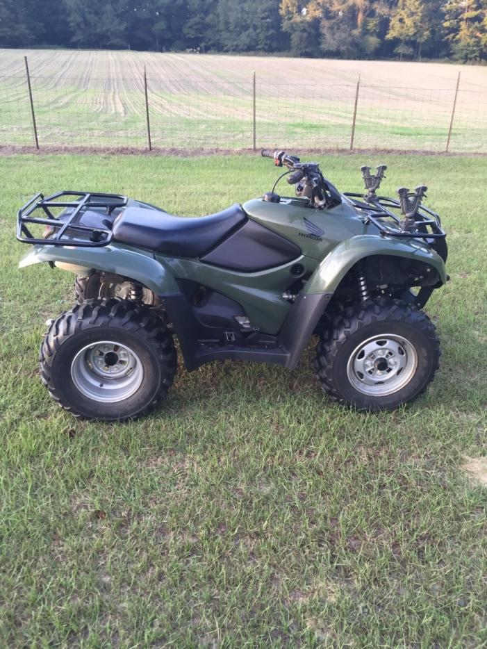 Honda fourtrax rancher 2x4 motorcycles for sale in for Honda 420 rancher for sale