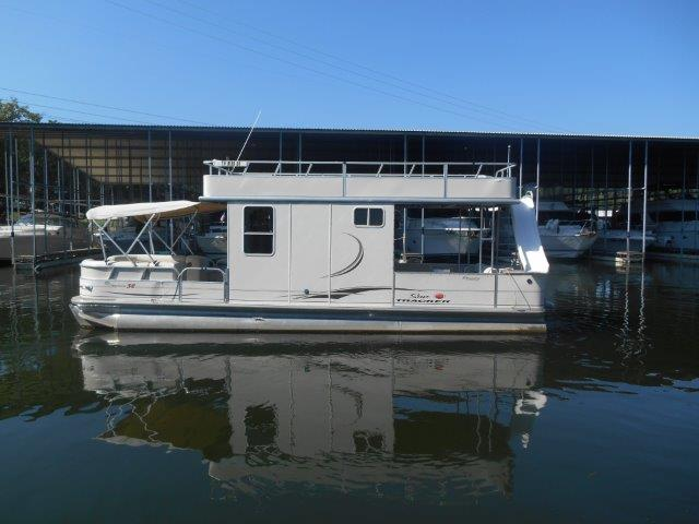 2007 TRACKER BOATS Suntracker 32 Party Barge