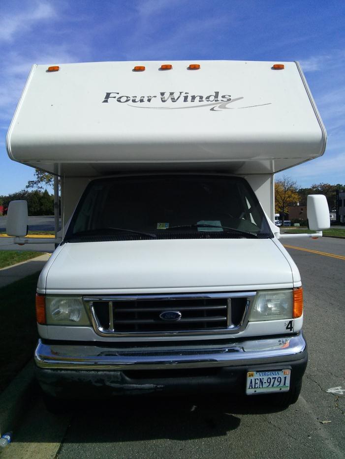 2006 Ford Fourwinds