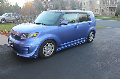 Scion : xB Release Series 7.0 Hard to Find Release Series 7.0