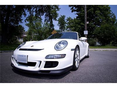Porsche : 911 GT3 Coupe 2-Door 2007 porsche 911 gt 3
