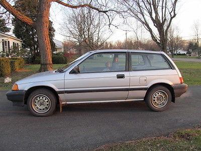 Honda : Civic DX Hatchback 3-Door 1984 honda civic dx hatchback 3 door 1.5 l