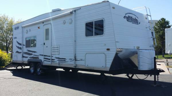 Eclipse Attitude 30 Ft Toy Hauler Rvs For Sale