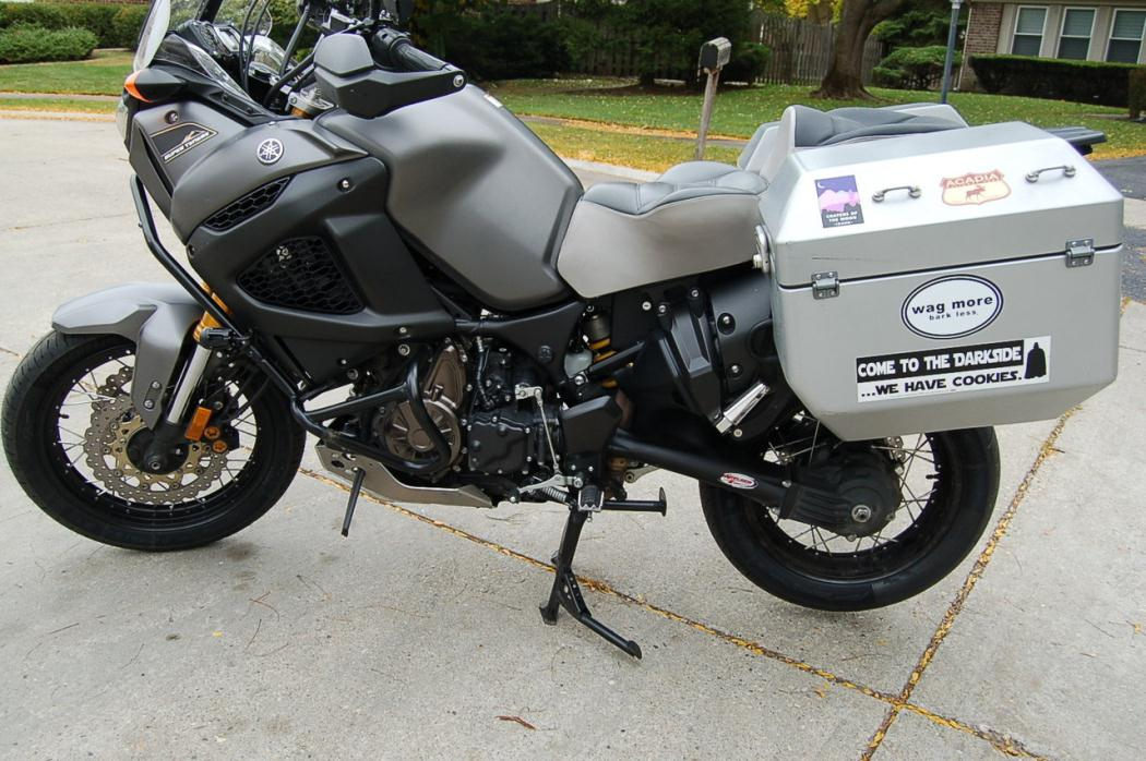 Yamaha super tenere motorcycles for sale in deerfield for Yamaha yes warranty