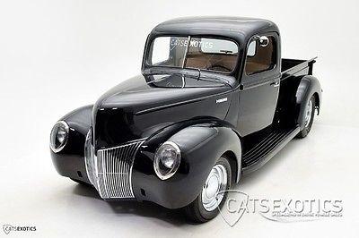 Ford : Other Pickups Custom Pickup Frame Off Restoration - 331 Hemi V8 - Flowmasters - 1.1k Miles Since Resto -