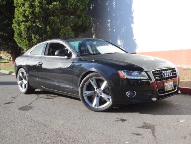 2008 Audi A5 2D Coupe 3.2