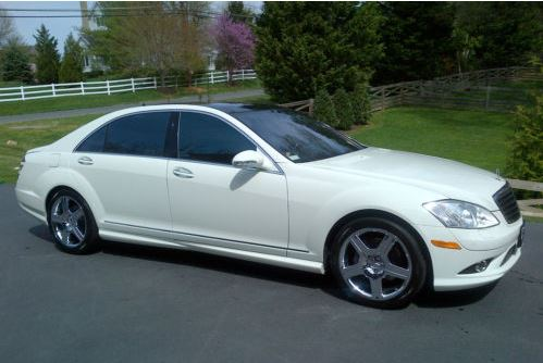 2008 Mercedes-Benz S-Class Base Potomac, MD