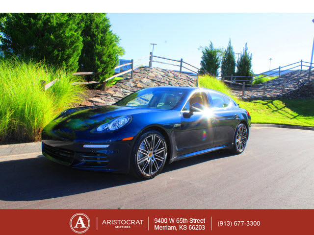 Porsche : Panamera 4S Very Clean, 1-Owner, All-Wheel Drive, Nicely Equipped, 20