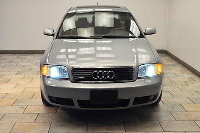 Audi : A6 2.7T TWIN TURBO 2002 audi 2.7 t twin turbo