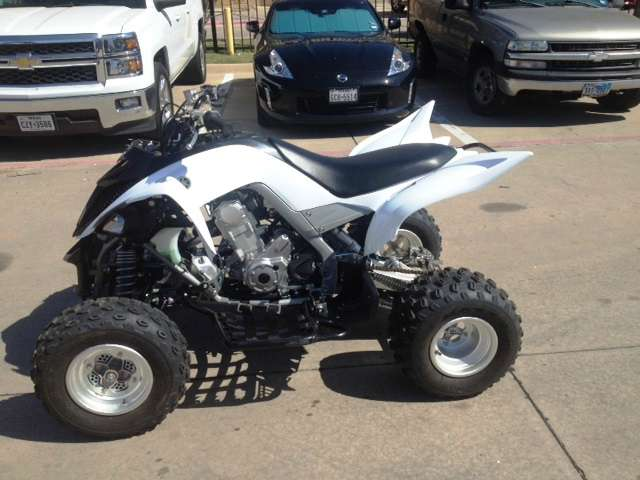 Sport motorcycles for sale in rockwall texas for Rockwall honda yamaha hours