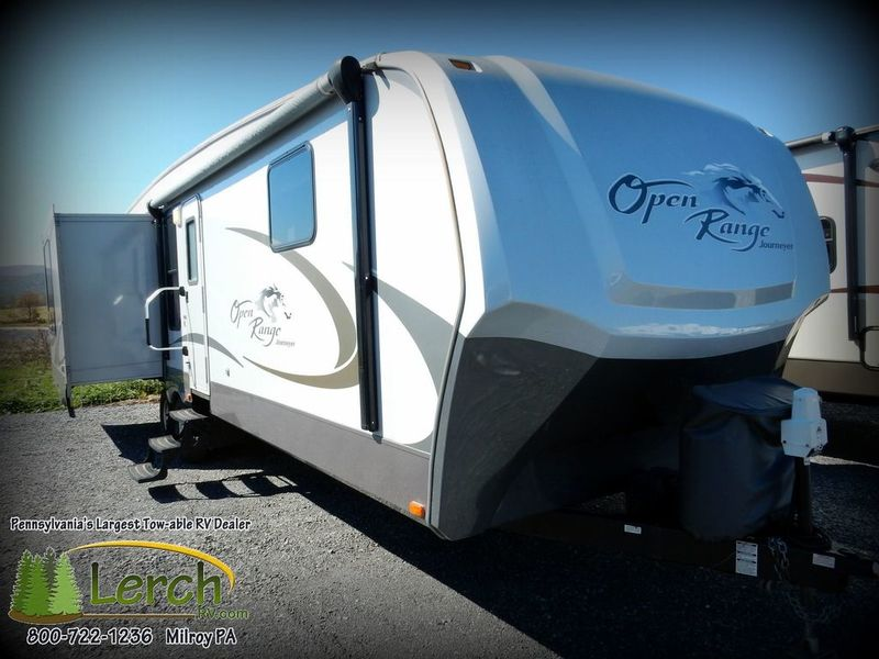 2010 Open Range Rv Open Range Journeyer Journeyer JT337RLS