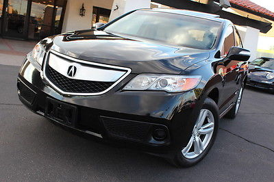 Acura : RDX 2013 acura rdx v 6 black tan reliability and luxury 1 owner clean car fax
