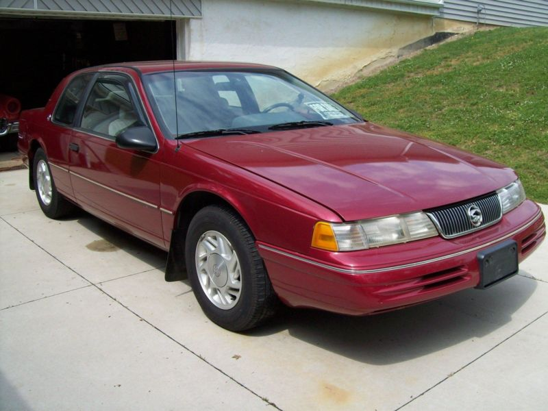 1992 Mercury Cougar Cars for sale